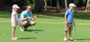 Family Fun Golf on Planter's Loop at Port Royal Golf Club
