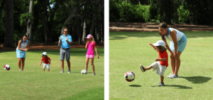 Foot Golf at Port Royal Golf Club